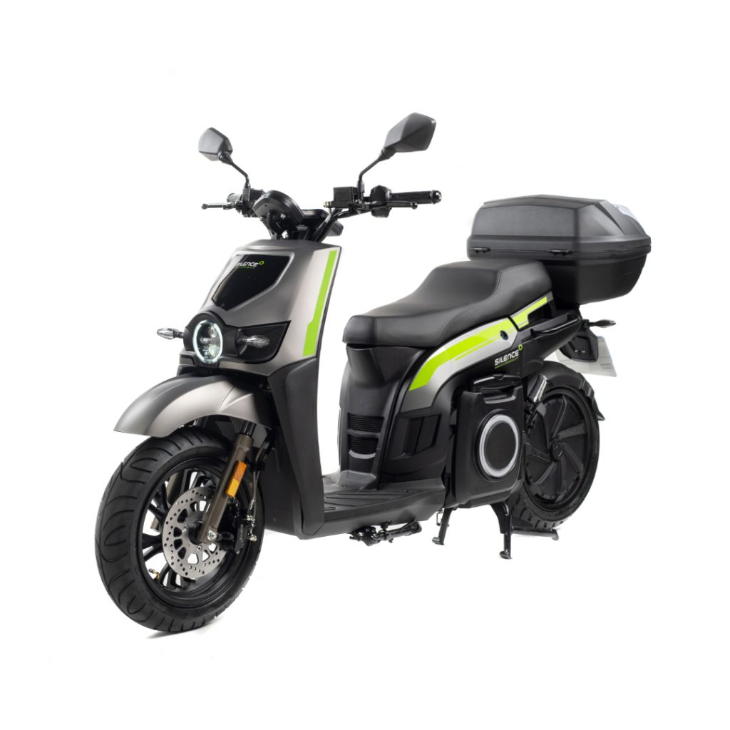 Silence Electric Scooter S02 Malta